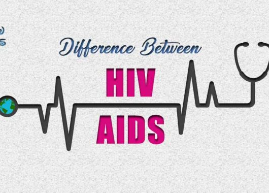 Are HIV and AIDS Different from each other
